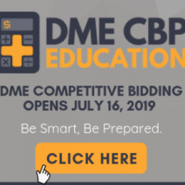Website Launched to Prepare DMEs for Medicare's New Competitive Bidding Process