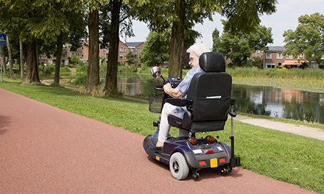 Power Wheelchairs/Mobility